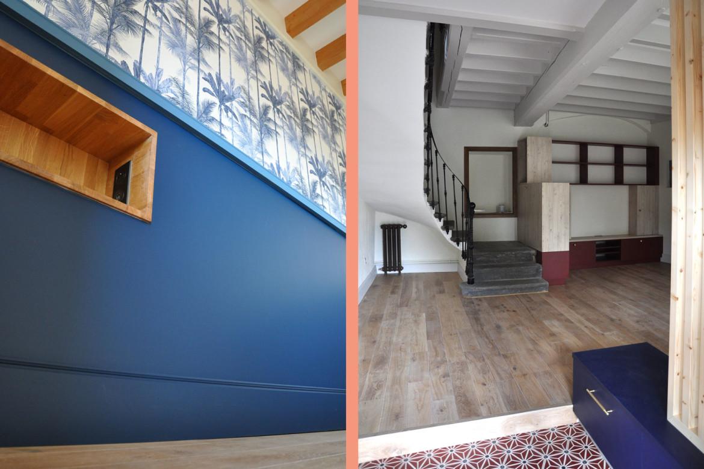 Laetitia Rodrigues architecture intérieure Puy de Dôme (63) accompagnement relooking habitation Clermont Ferrand
